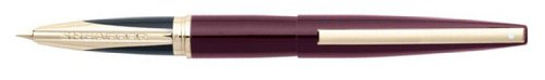 Sheaffer taranis stormy Wine  medium nib