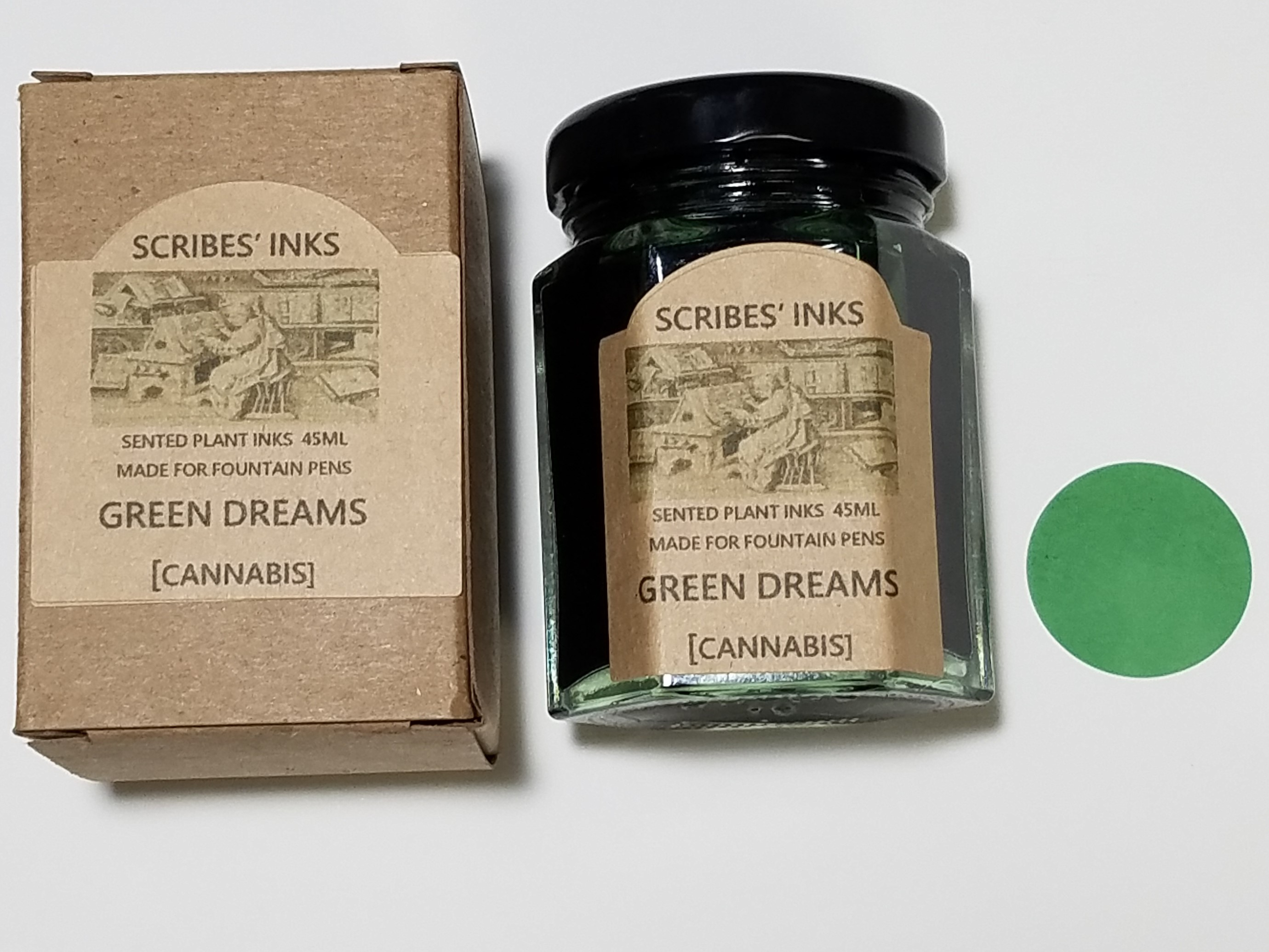 GREEN DREAMS [CANNABIS]